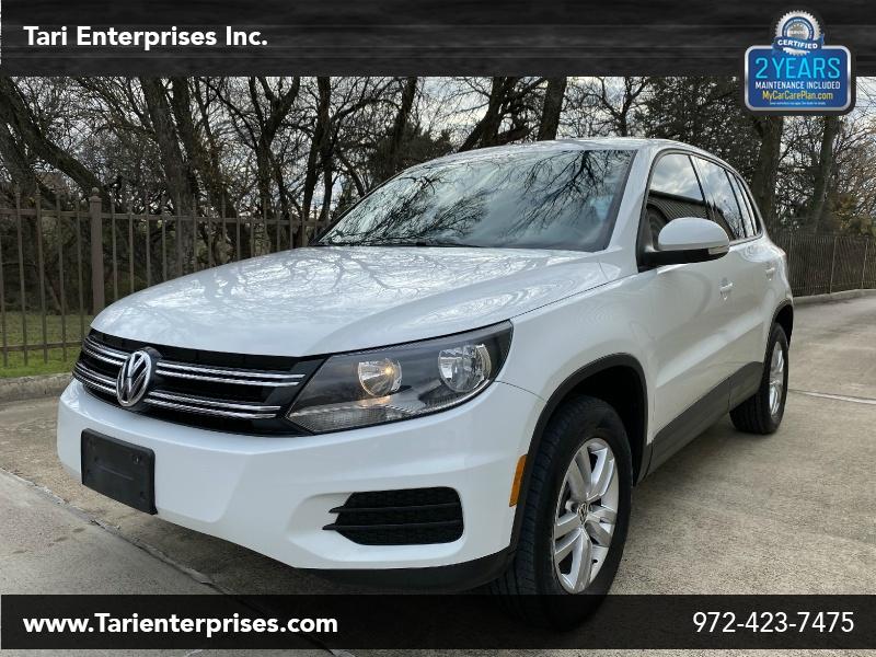 Volkswagen Tiguan 2014 price $9,900