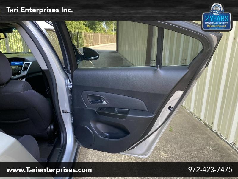 Chevrolet Cruze 2013 price $6,900
