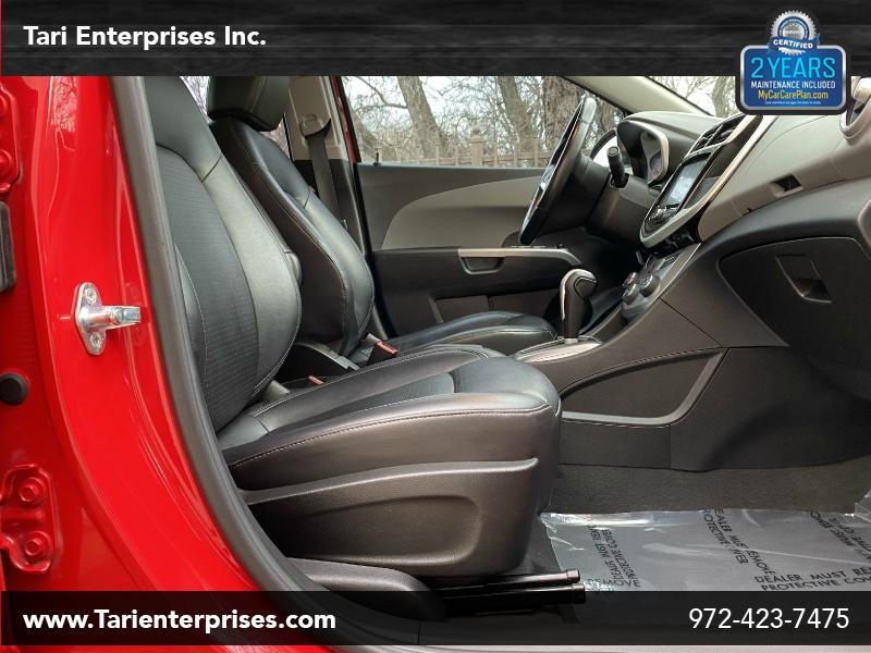 Chevrolet Sonic 2017 price $9,900