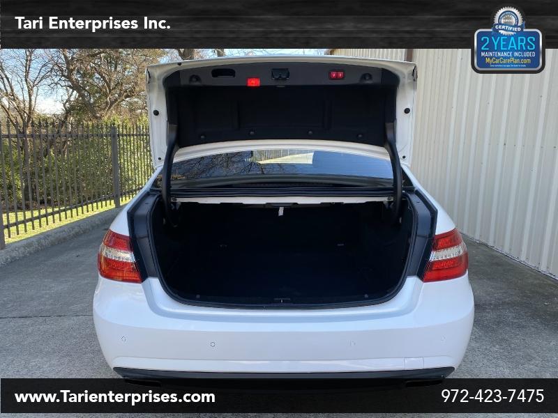 Mercedes-Benz E-Class 2011 price $14,900