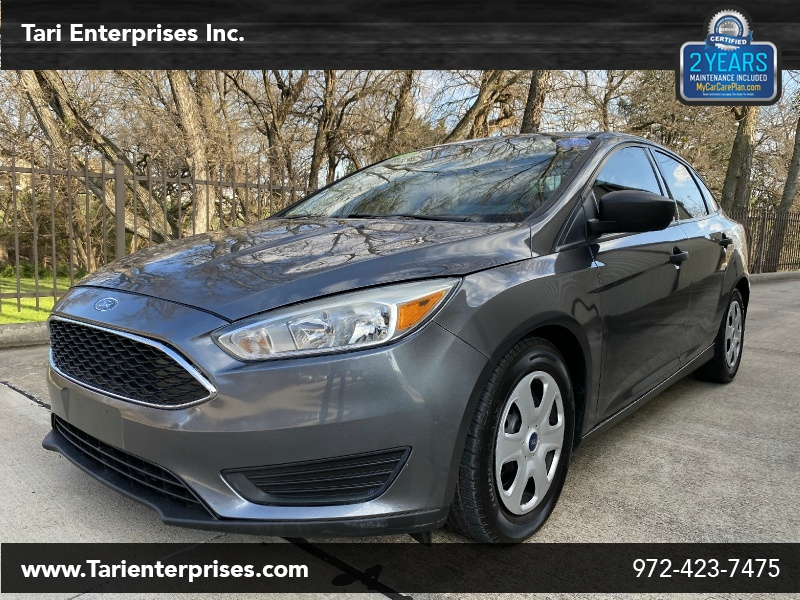Ford Focus 2015 price $7,900