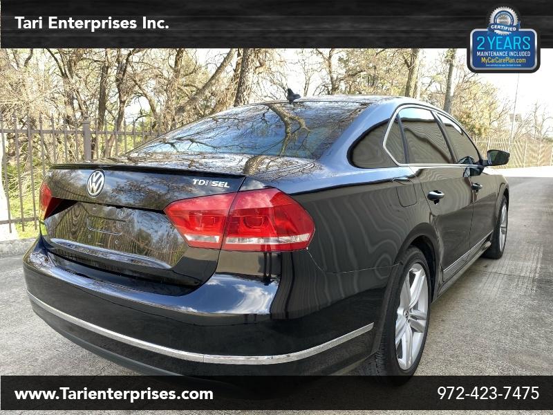 Volkswagen Passat 2014 price $10,900