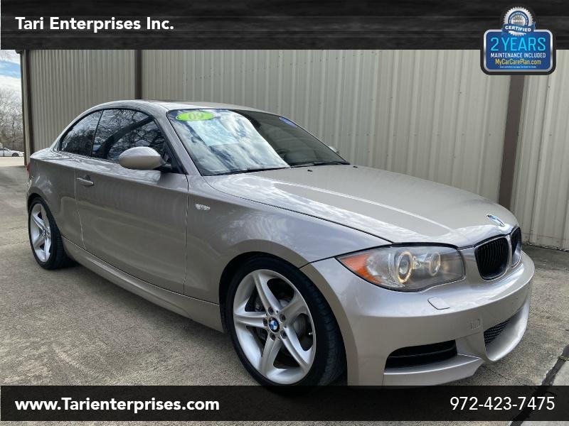 BMW 1-Series 2009 price $8,900