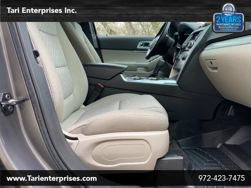 Ford Explorer 2012 price $15,900