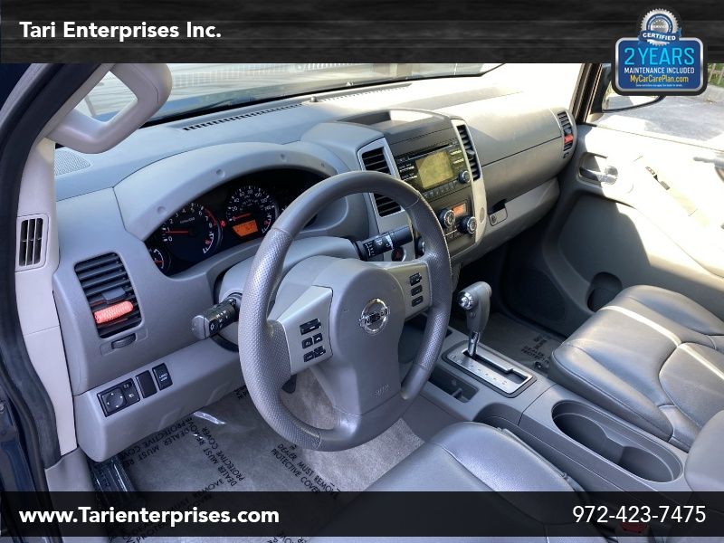 Nissan Frontier 2013 price $12,900