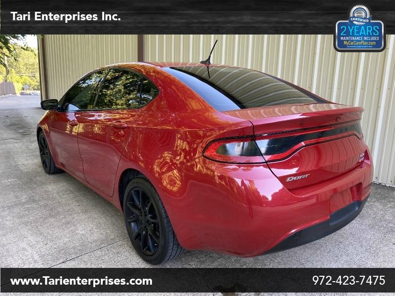 Dodge Dart 2014 price $7,900