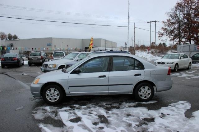 2003 Honda Civic Sdn