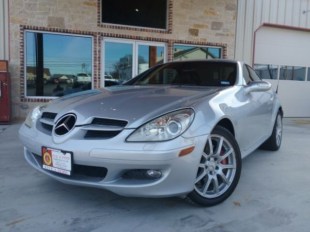 Mercedes-Benz SLK 2006 price $7,999