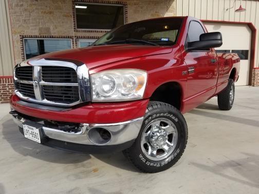 Dodge Ram 2500 2008 price $9,999