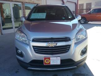 Chevrolet Trax 2015 price $10,499