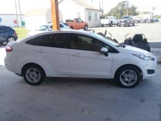 Ford Fiesta 2018 price $13,499
