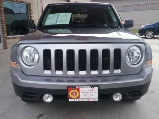 Jeep Patriot 2017 price $12,999