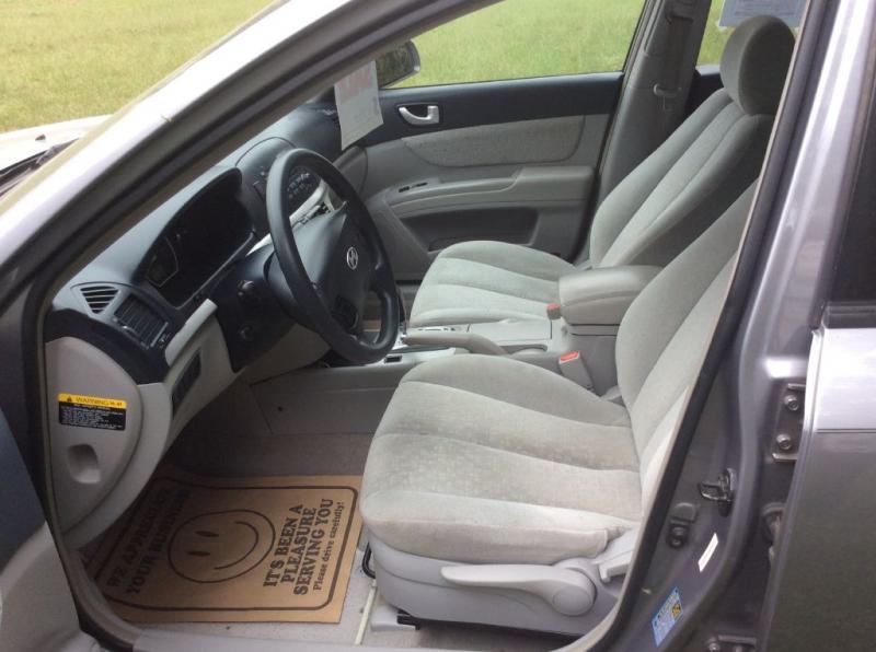 Hyundai SONATA 2007 price $3,800