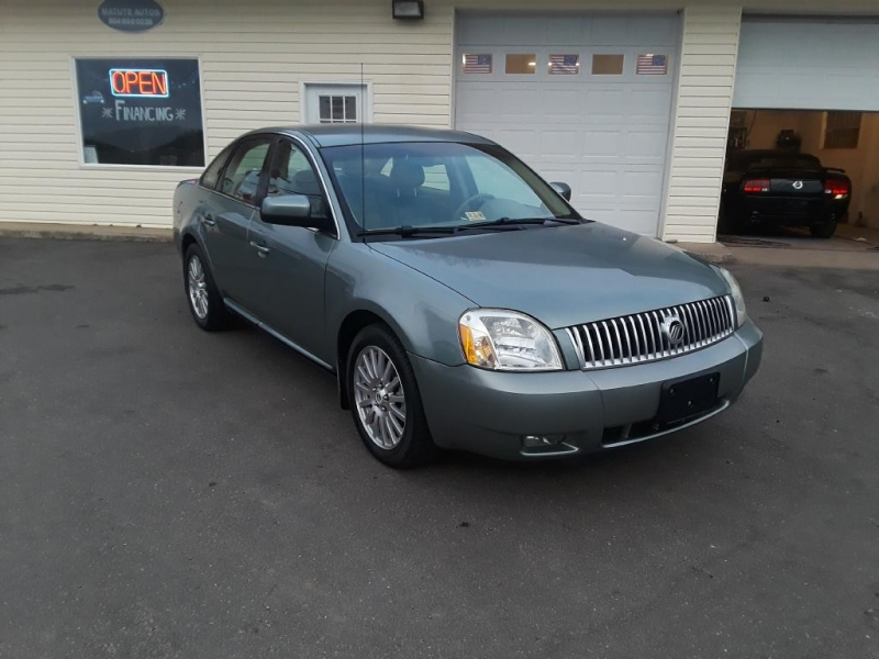Mercury MONTEGO 2006 price $4,991