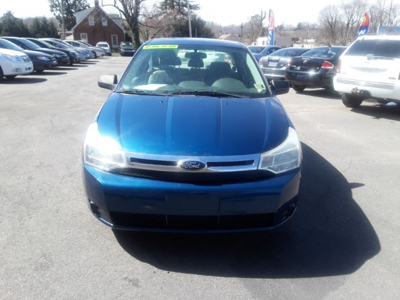 Ford FOCUS 2009 price $3,499
