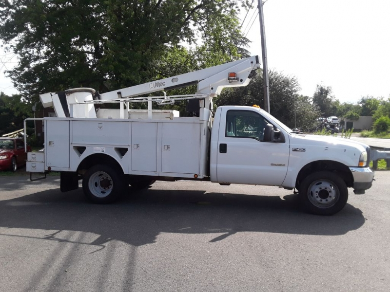 FORD F450 2004 price $13,500