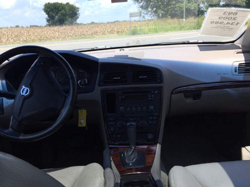 VOLVO S60 2009 price $4,500