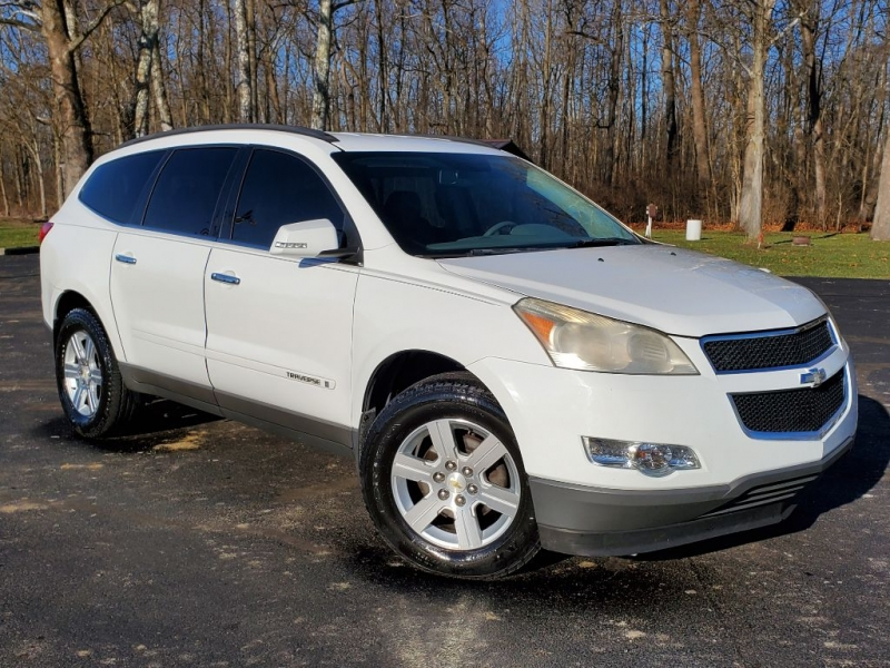 CHEVROLET TRAVERSE 2009 price $5,995
