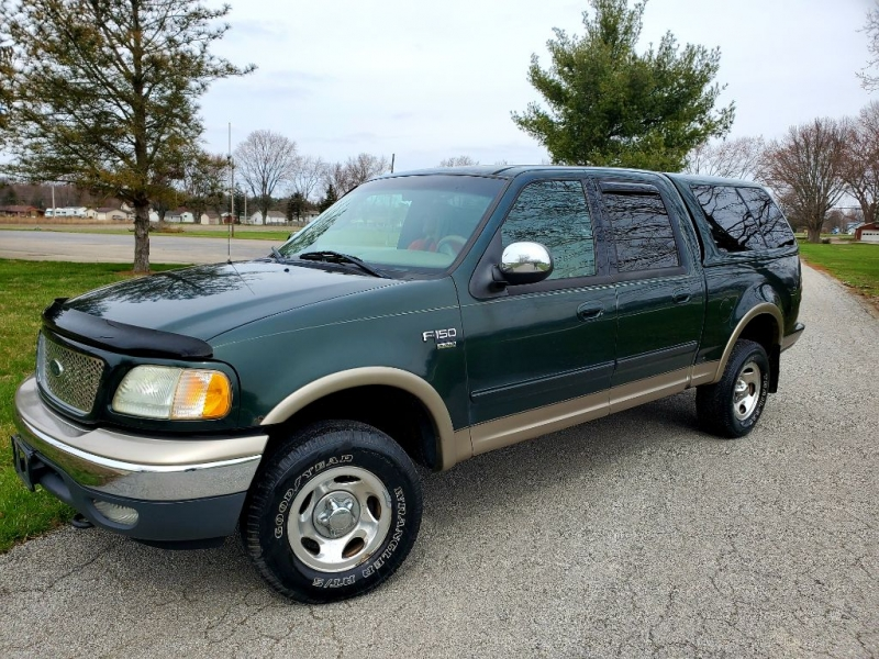 FORD F150 2001 price $3,995