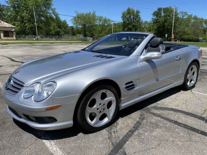 MERCEDES-BENZ SL 2005 price $11,995
