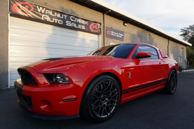 2014 Ford Mustang Shelby Cobra Gt500 Track Pack Inventory Walnut