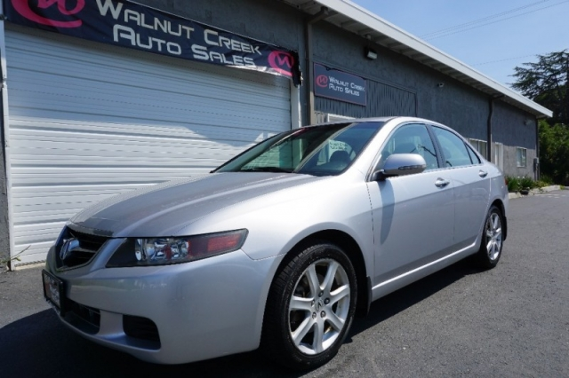 Acura TSX Sport Sedan Automatic Inventory Walnut Creek Auto - 2004 acura tsx engine for sale
