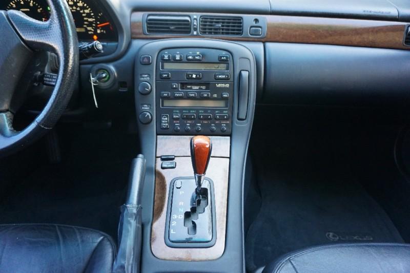Lexus SC 300 Luxury Sport Coupe 1999 price $3,950