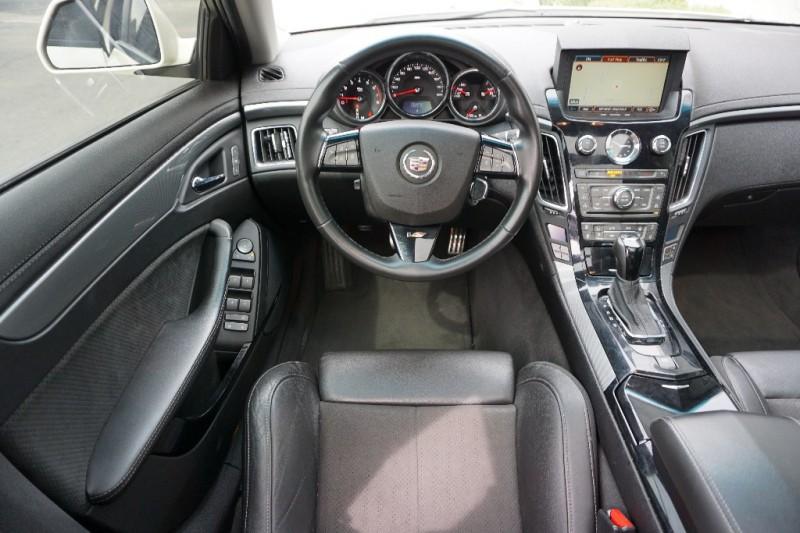 Cadillac CTS-V Sedan 2014 price $40,950