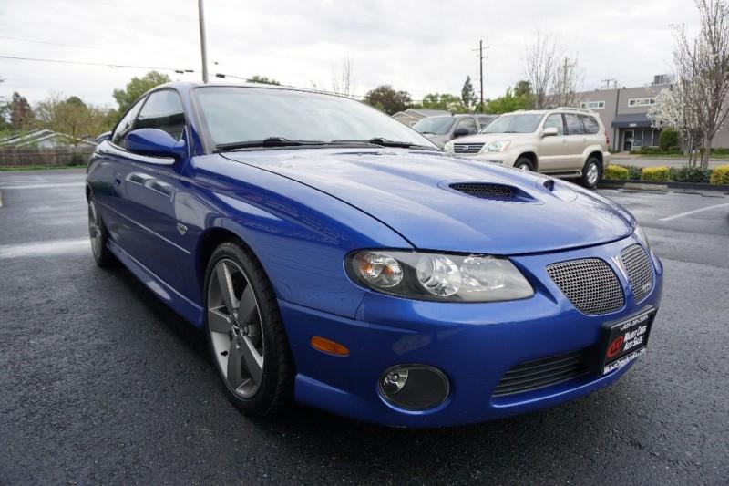 Pontiac GTO 2006 price $22,950