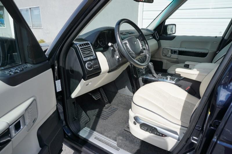 Land Rover Range Rover 2007 price $10,950