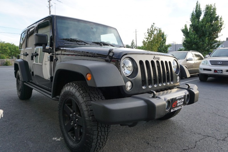 Jeep Wrangler Unlimited 2016 price $27,950