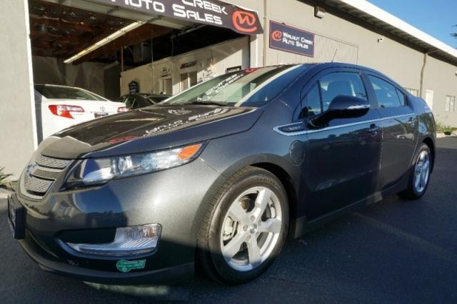 2013 Chevrolet Volt Hov Sticker - Inventory | Walnut Creek Auto Sale
