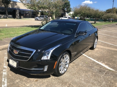 2017 Cadillac ATS Coupe 2dr Cpe 2.0L Luxury RWD