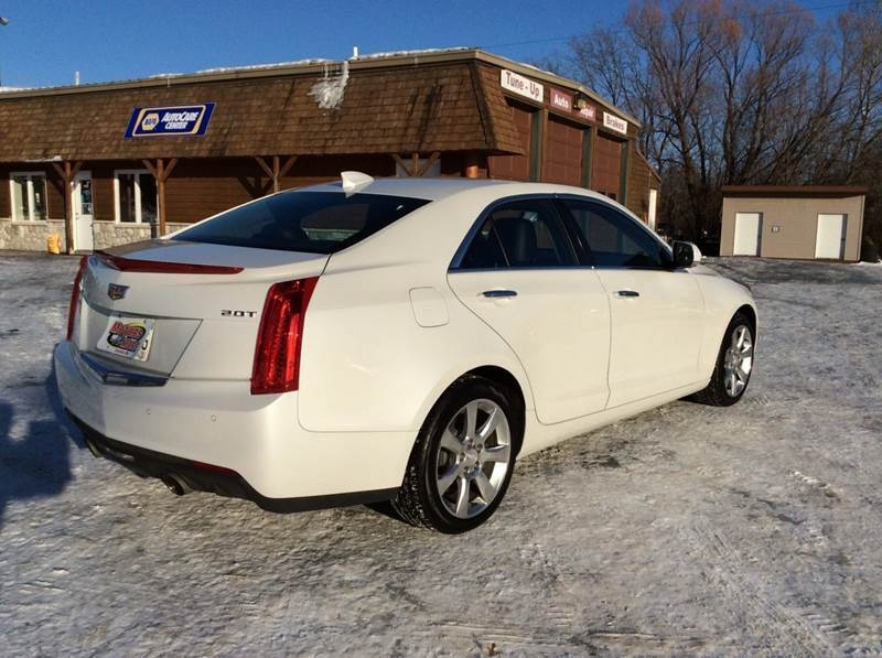 Cadillac ATS 2016 price $13,995