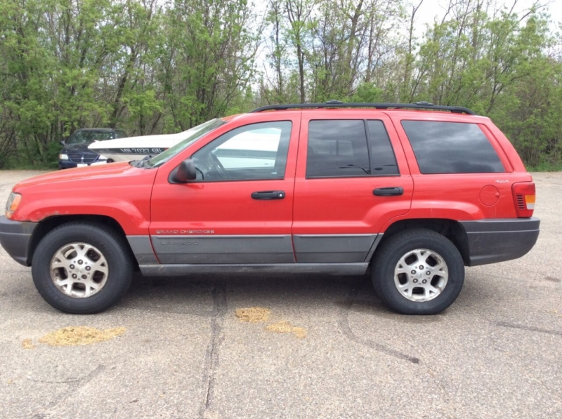 Jeep Grand Cherokee 2000 price