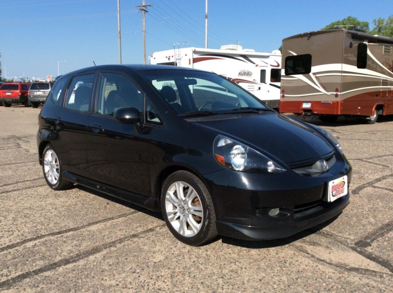 Honda Fit 2008 price $4,795