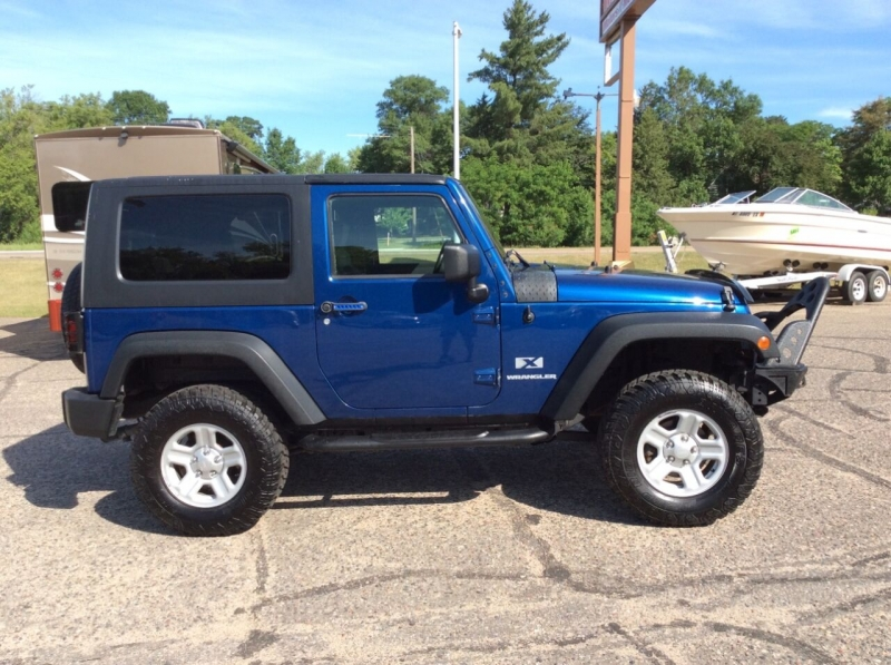 Jeep Wrangler 2009 price $15,995