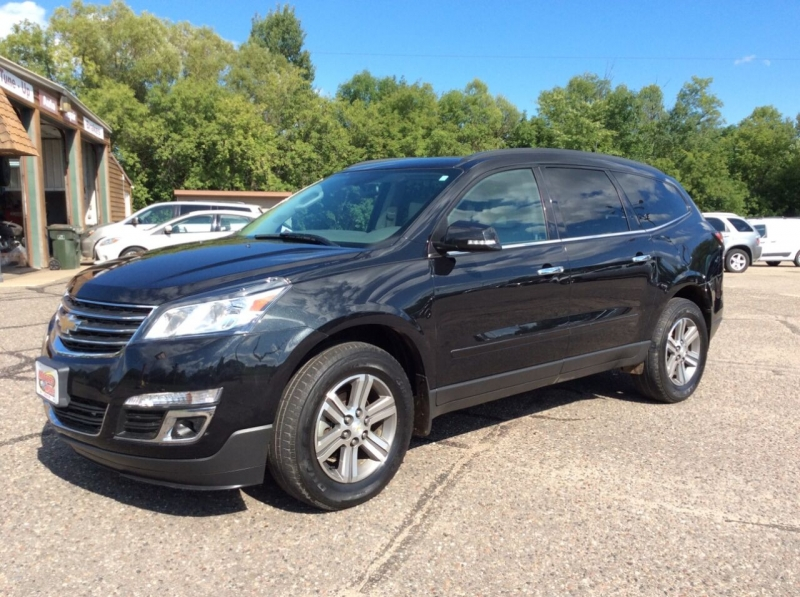 Chevrolet Traverse 2015 price $14,995