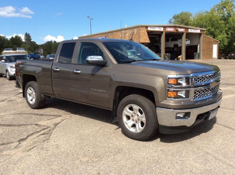 Chevrolet Silverado 1500 2014 price $18,995