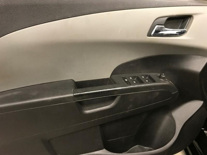Chevrolet Sonic 2012 price $4,900