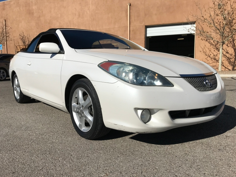 Toyota Camry Solara 2006 price $3,900