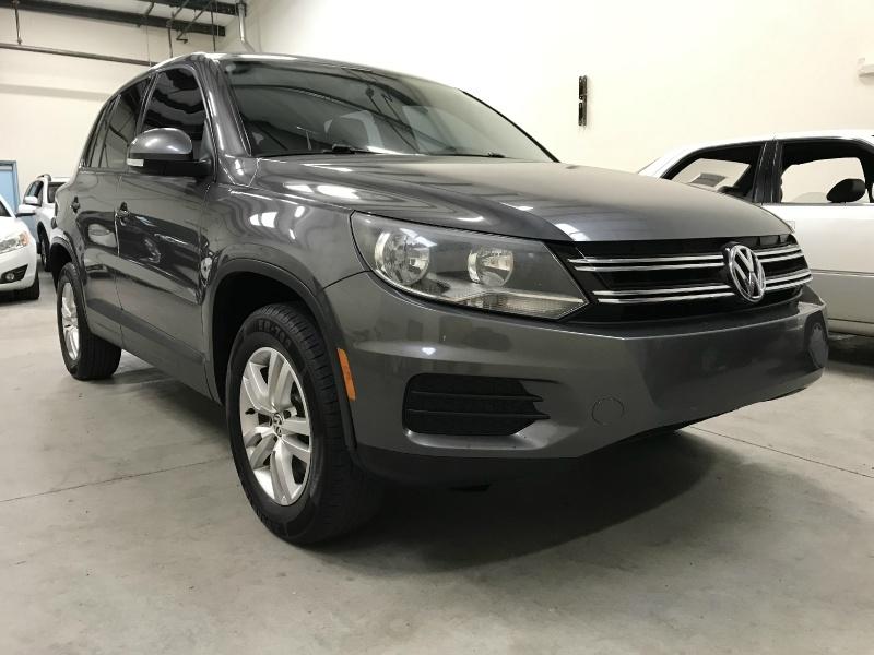 Volkswagen Tiguan 2013 price $6,900