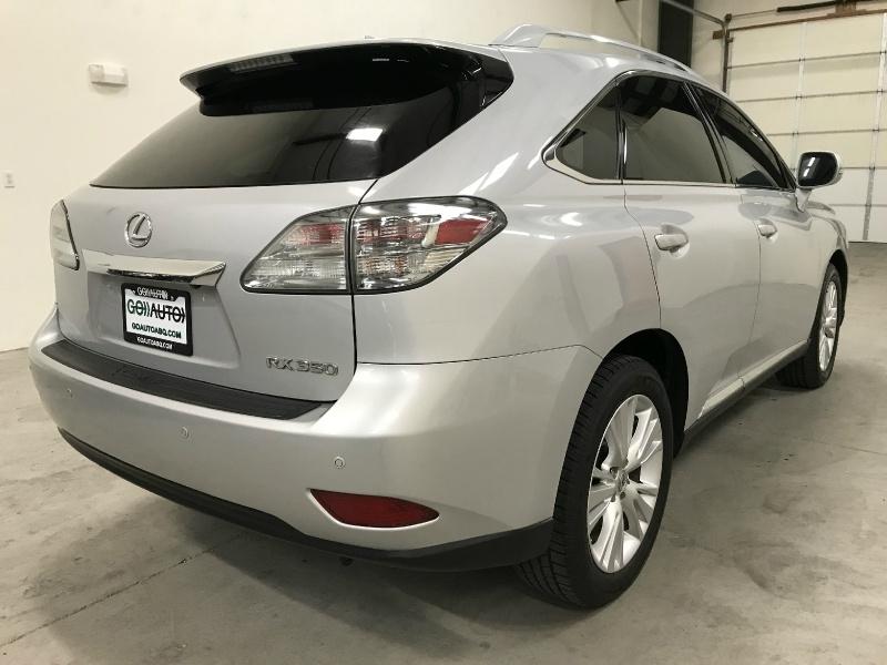 Lexus RX 350 2012 price $11,900