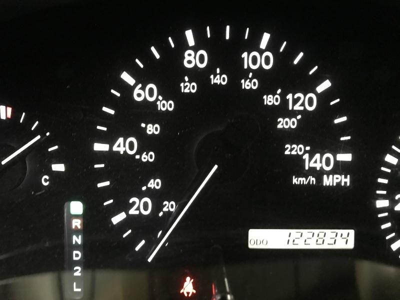 Lexus RX 300 2002 price $5,900