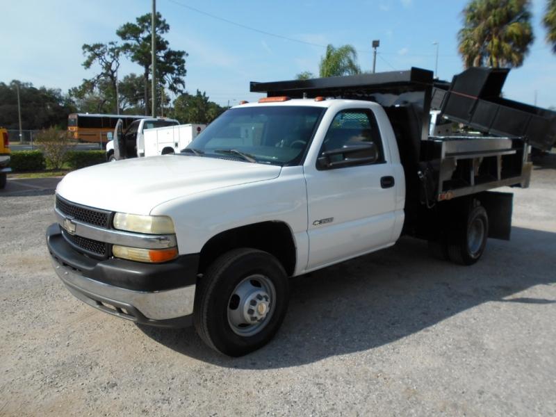 Chevrolet Silverado 3500 2002 price $11,999