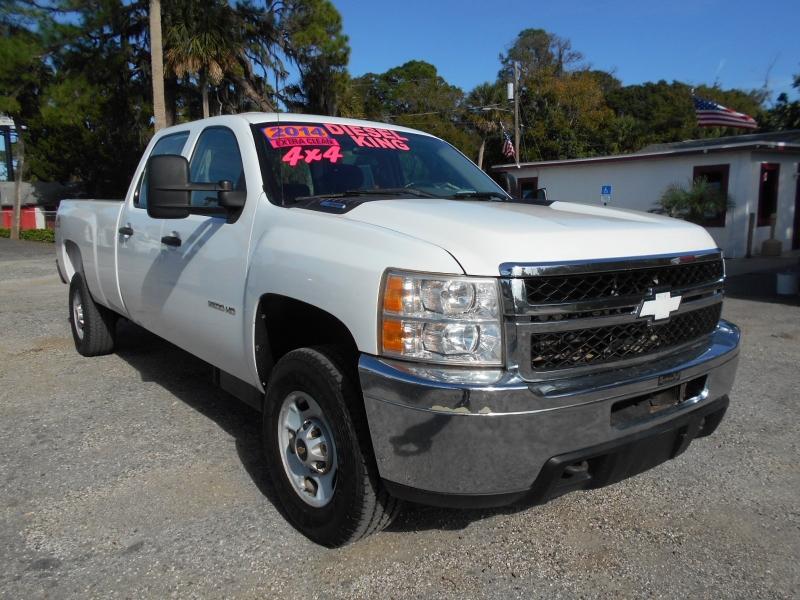 Chevrolet Silverado 2500HD 2014 price $23,999