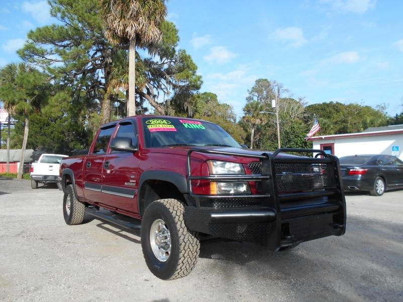 Chevrolet Silverado 2500HD 2004 price $11,999