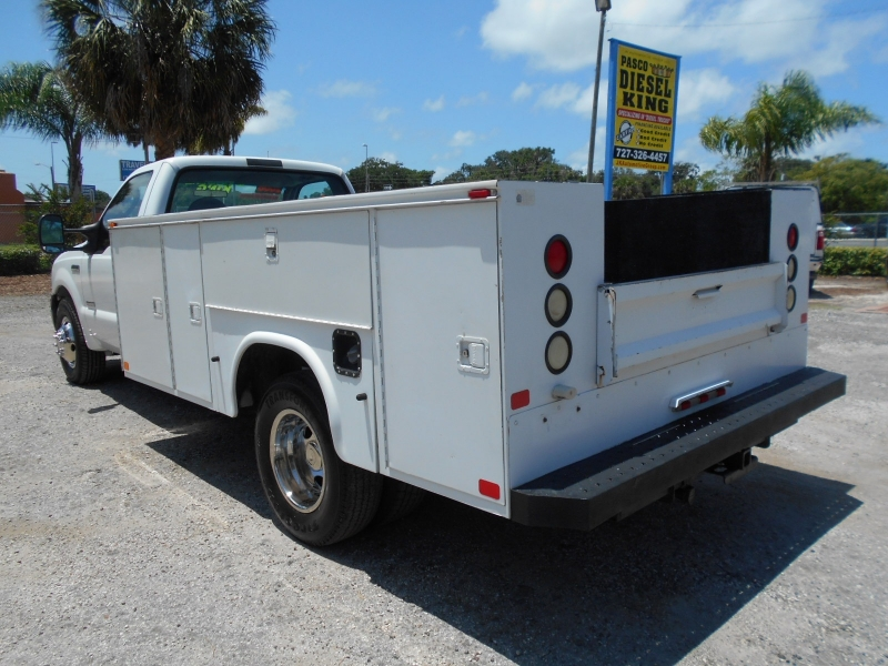 Ford Super Duty F-350 DRW 2006 price $9,999