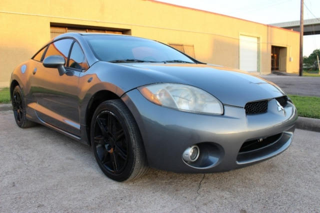 2006 Mitsubishi Eclipse 3dr Cpe Gt 38l Manual Inventory Texas