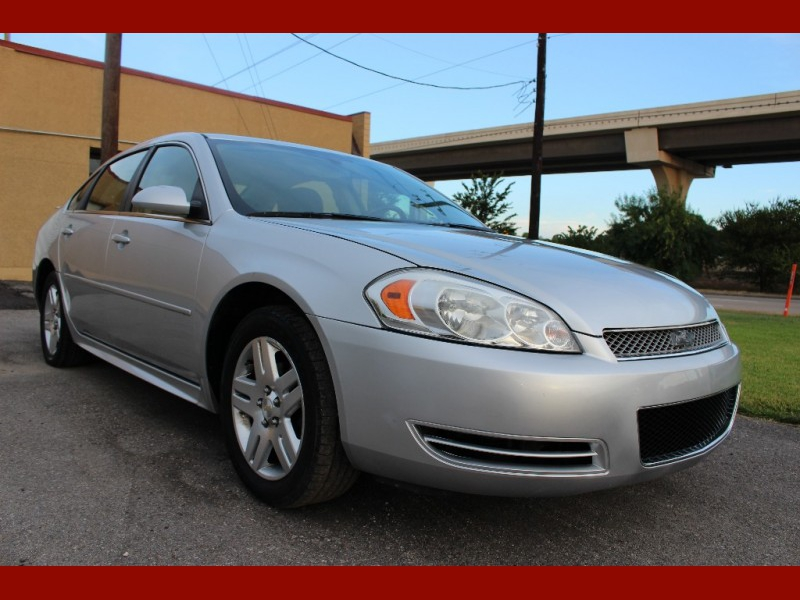 Chevrolet Impala Limited 2014 price $5,199
